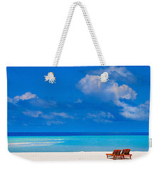 Its That Simple Weekender Tote Bag