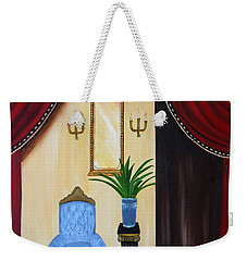 Its Time To Reflect Weekender Tote Bag