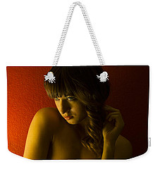 Ivy Eyes #1 Weekender Tote Bag