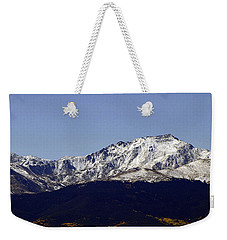 Ivy League Tower  Weekender Tote Bag by Jeremy Rhoades