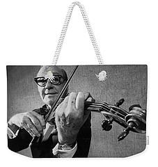 Jack Benny Farewell Weekender Tote Bag