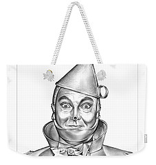Jack Haley As The Tin Man Weekender Tote Bag