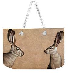 Jackrabbits Weekender Tote Bag