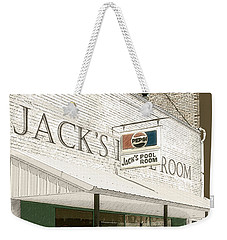 Jack's Pool Room Weekender Tote Bag