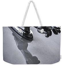 Jaguar Leaper And Reflection Weekender Tote Bag