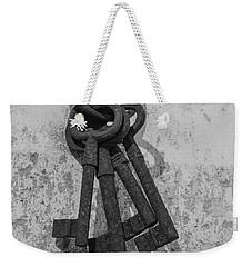 Jail House Keys Weekender Tote Bag