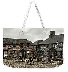Jamaica Inn. Weekender Tote Bag by Linsey Williams
