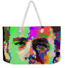 James Dean Portrait Weekender Tote Bag