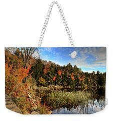 Jamies Pond 2 Weekender Tote Bag