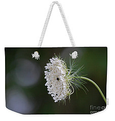 jammer Garden Lace 2 Weekender Tote Bag by First Star Art