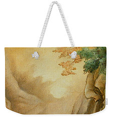 Japanese Autumn Weekender Tote Bag by Sorin Apostolescu