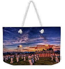Japanese Bon Adori Festival Weekender Tote Bag