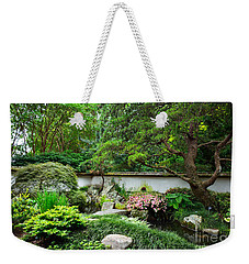 Japanese Gardens Weekender Tote Bag