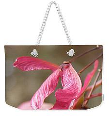 Japanese Maple Keys Weekender Tote Bag
