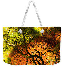 Japanese Maples Weekender Tote Bag