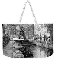 Jardin De Medicis Paris Weekender Tote Bag