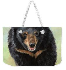 Jasper Moon Bear - In Support Of Animals Asia Weekender Tote Bag