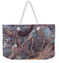 Jaspilite Weekender Tote Bag by Paul Rebmann