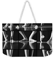 Jazz Melody Weekender Tote Bag