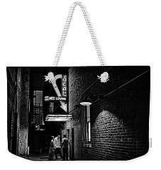 Jazz Night Weekender Tote Bag