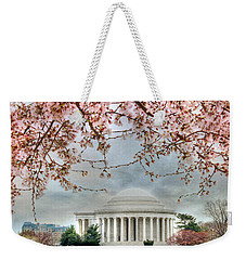 Jefferson Blossoms Weekender Tote Bag