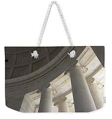 Jefferson Memorial Architecture Weekender Tote Bag