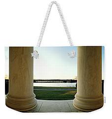 Jefferson Memorial Washington Dc Weekender Tote Bag
