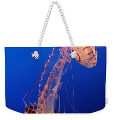 Jelly And Fishy Weekender Tote Bag