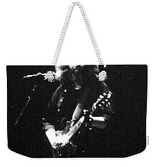 Weekender Tote Bag featuring the photograph  Music - Grateful Dead by Susan Carella