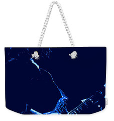 Jerry Happy At Winterland 2 Weekender Tote Bag