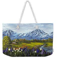 Jessy's View Weekender Tote Bag by Darice Machel McGuire