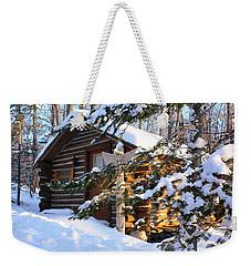Jester Haus Weekender Tote Bag by Pat Purdy