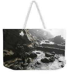 Jesus Christ- Walking With Angels Weekender Tote Bag