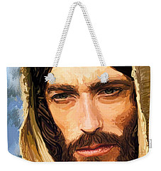 Jesus Of Nazareth Portrait Weekender Tote Bag