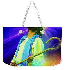 Jesus Rocks Weekender Tote Bag