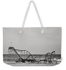 Jet Star  Weekender Tote Bag