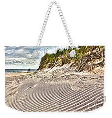 Jetty Four Dune Stripes Weekender Tote Bag