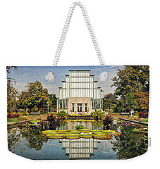 Weekender Tote Bag featuring the photograph Jewel Box 1 by Marty Koch