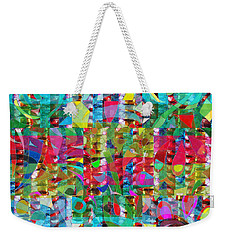 Jewel Stones Sprinkle Abstract  Navinjoshi  Rights Managed Images Graphic Design Is A Strategic Art  Weekender Tote Bag