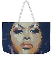 Jill Scott Weekender Tote Bag
