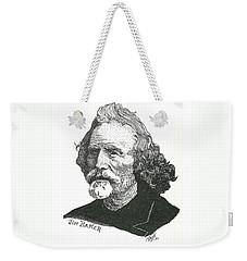 Jim Baker Weekender Tote Bag