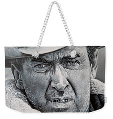 Jimmy Stewart Weekender Tote Bag
