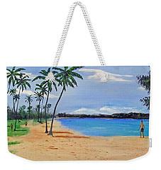 Jobo Beach Weekender Tote Bag