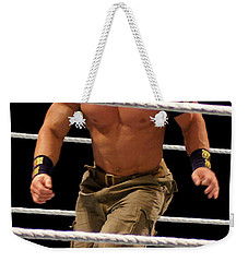 John Cena In Action Weekender Tote Bag