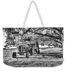 John Deere - Hay Bailing Weekender Tote Bag