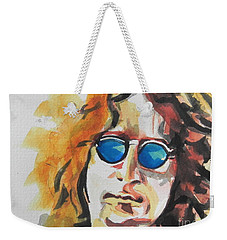 John Lennon 03 Weekender Tote Bag