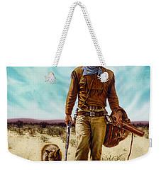John Wayne Hondo Weekender Tote Bag