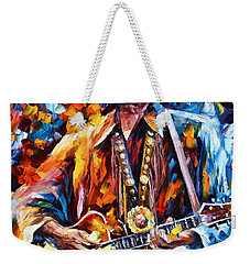 Johnny Cash New Weekender Tote Bag