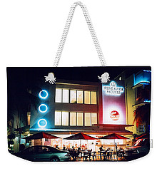 Johnny Rockets Polaroid Weekender Tote Bag