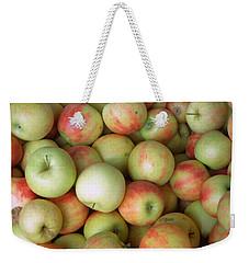 Jonagold Apples Weekender Tote Bag by Joseph Skompski